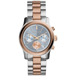 Runway Two Tone Watch
