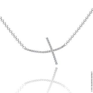 Bella Cross Necklace