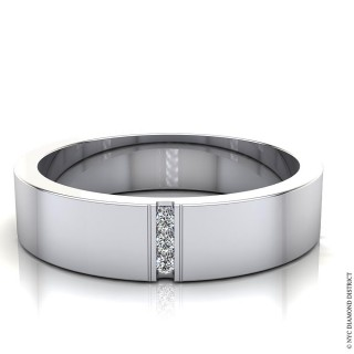 William Wedding Band