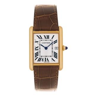 Cartier Watches - Tank Louis Cartier Large