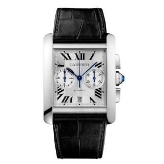 Cartier Watches - Tank MC Stainless Steel