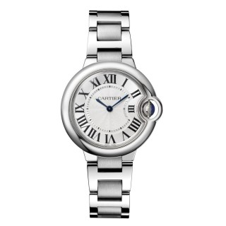 Cartier Watches - Ballon Bleu 33mm - Stainless Steel
