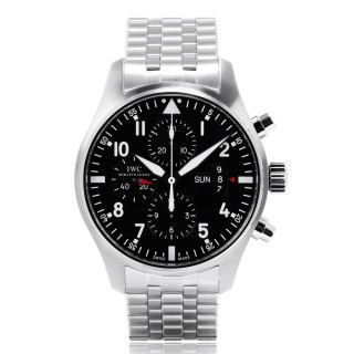 IWC Watches - Pilots Watch Chronograph
