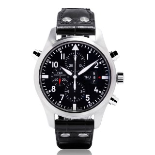 IWC Watches - Pilots Watch Double Chronograph