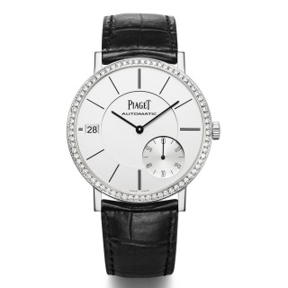 Piaget Watches - Altiplano Ultra-Thin - Automatic - 40 mm - White Gold